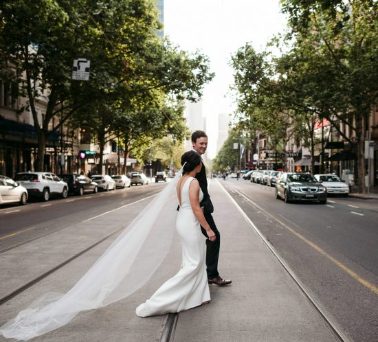 Real Wedding – Yasmin & Stu, Melbourne VIC
