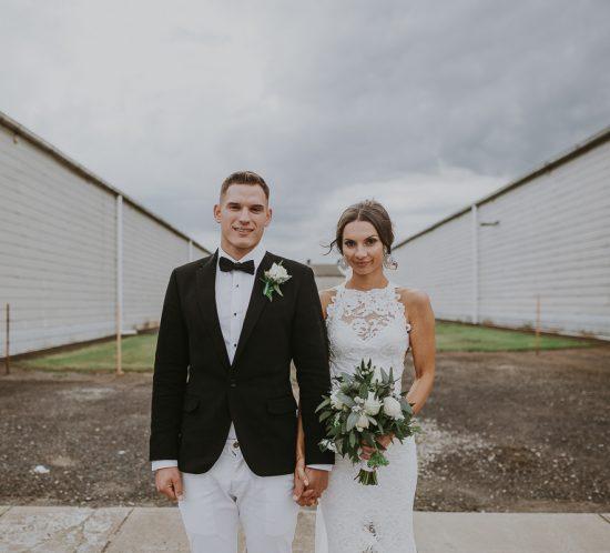 Real Wedding – Cass & Ben, Melbourne VIC