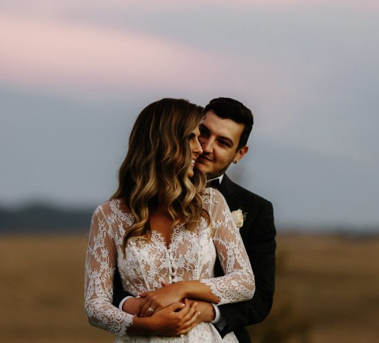 Real Wedding – Elisha & Daniel, Yarra Valley VIC